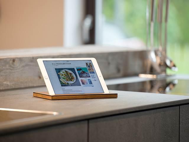iPad Case Kitchen