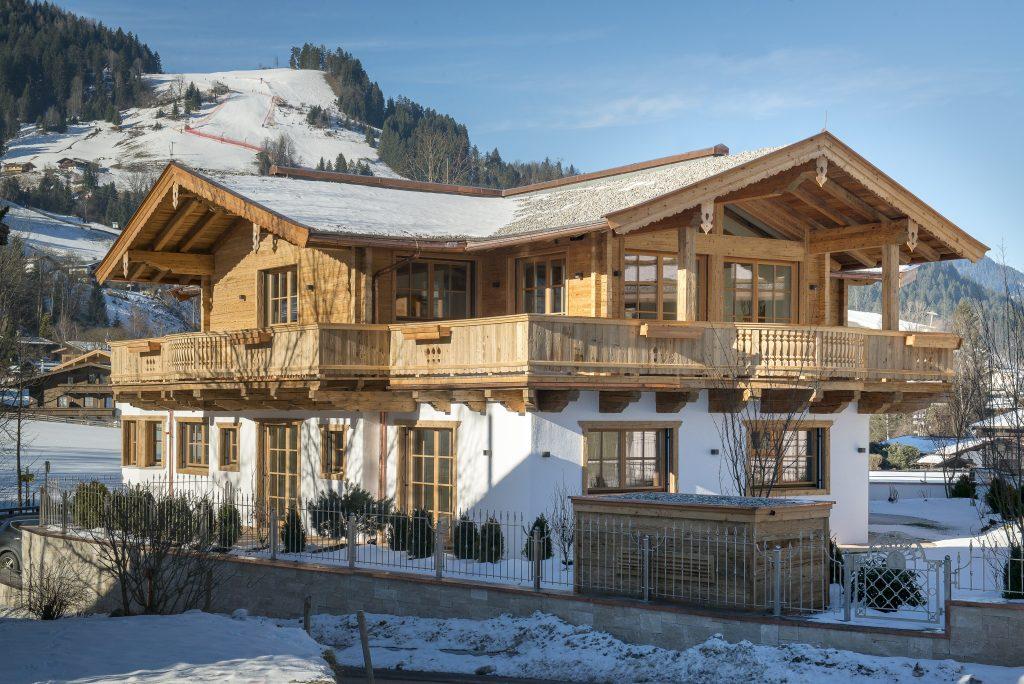 Villa Kitzbühel, Luxusimmobilie